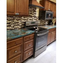 Kitchen Counter Top and Sink