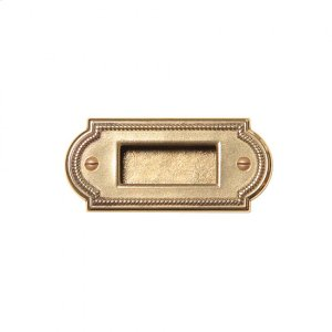 Ellis Bin Pull - CK080 Silicon Bronze Brushed Product Image