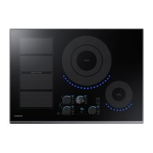 "30"" Induction Cooktop in Black"