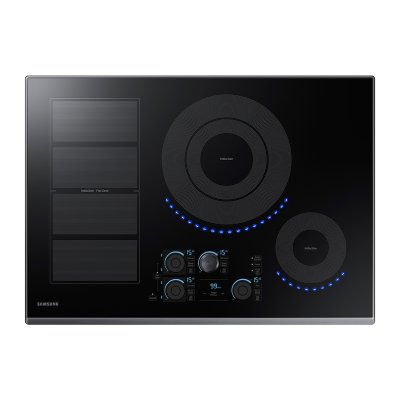 """30"""" Induction Cooktop in Black Product Image"""