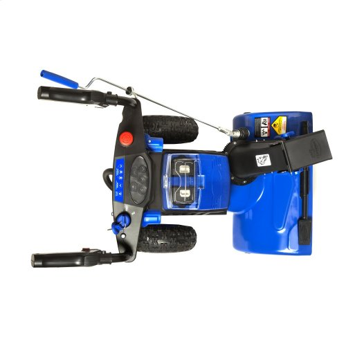 Snow Joe iON24SB-XRP 80-Volt iONMAX Cordless Brushless Two Stage Snow Blower Kit  24-Inch  3-Speed  W/ 2 x 6.0-Ah Batteries and Charger