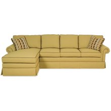 Main Street Left Arm Chaise (Pairs w/LSS/RSS) 601-LSH