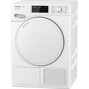 TWF160 WP Eco&WiFiConn@ct T1 Heat-pump tumble dryer with WiFiConn@ct and FragranceDos. Product Image