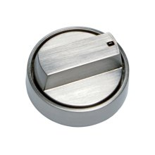 """30"""" Professional Gas Cooktop Stainless Knobs"""