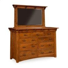 "Mayberry 9 Drawer 68"" Dresser"