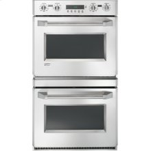 """GE Monogram® 30"""" Professional Electronic Convection Double Wall Oven- Out of Carton"""