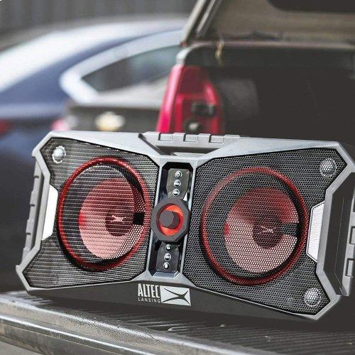ALP-XP800 Xpedition 8 Portable Waterproof Bluetooth® Indoor/Outdoor Speaker