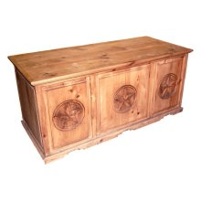 Executive Desk W/star