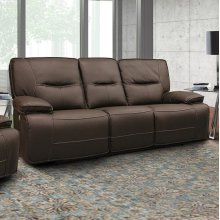 Spartacus Chocolate Power Sofa