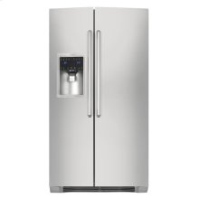 Counter-Depth Side-By-Side Refrigerator with IQ-Touch Controls