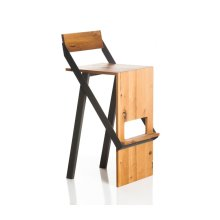 Jesse Beauchamp Stool  Furniture