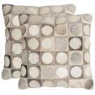 Brigitte Pillow - Muti / Grey Product Image