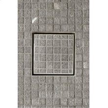 "Universal Tile-in Shower Drain 6"" x 6"" STYLE: UNSD06"