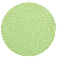 Lime Chenille Creations Round