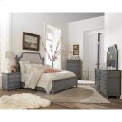 Bella Grigio - Mirror - Chipped Gray Finish Product Image