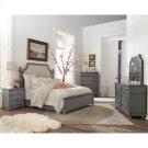 Bella Grigio - Mirror - Chipped Gray Finish Product Image