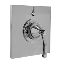 Thermostatic Shower Set with Maya Handle and One Volume Control
