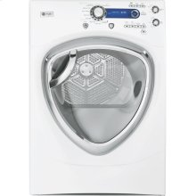 GE Profile 7.5 cu. ft. stainless steel capacity frontload dryer with Steam