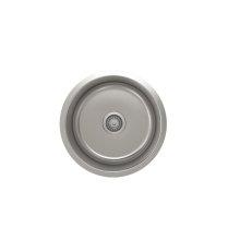 ProInox E350 Single Bowl Undermont Kitchen Sink ProInox E350 18-gauge Stainless Steel, 16'' X 9''
