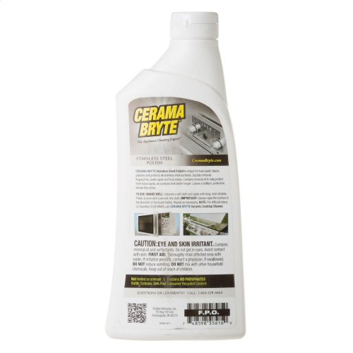Stainless Steel Cleaner & Polisher