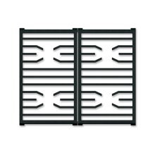 "30"" Transitional Gas Cooktop Grate Set"