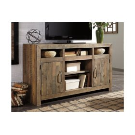 CLEARANCE ITEM--LG TV Stand w/Fireplace Option