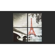 Beautiful Paris artwork Product Image