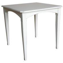 Cottage Gathering Table - Wht