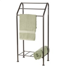 Iron Towel Stand - Monticello