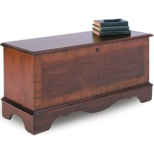 Brantley Cedar Chest (Cherry Finish)