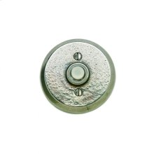 Round Doorbell Button Silicon Bronze Brushed