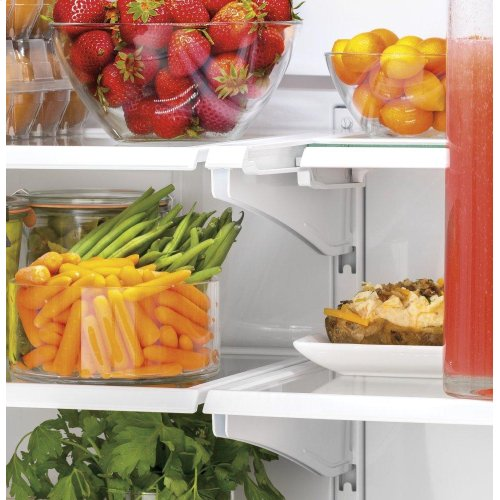 GE® ENERGY STAR® 17.5 Cu. Ft. Counter-Depth French-Door Refrigerator Display Model Clearance
