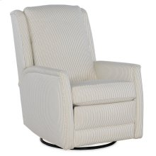 Living Room Prudence Swivel Glider Recliner