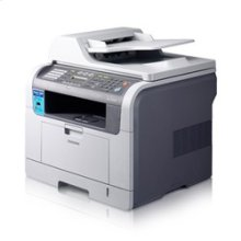 Network ready, laser printer, fax, copier and color scanner
