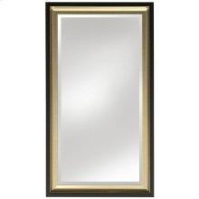 Framed Mirror  25in X 45in