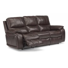 Estes Fabric Power Reclining Sofa