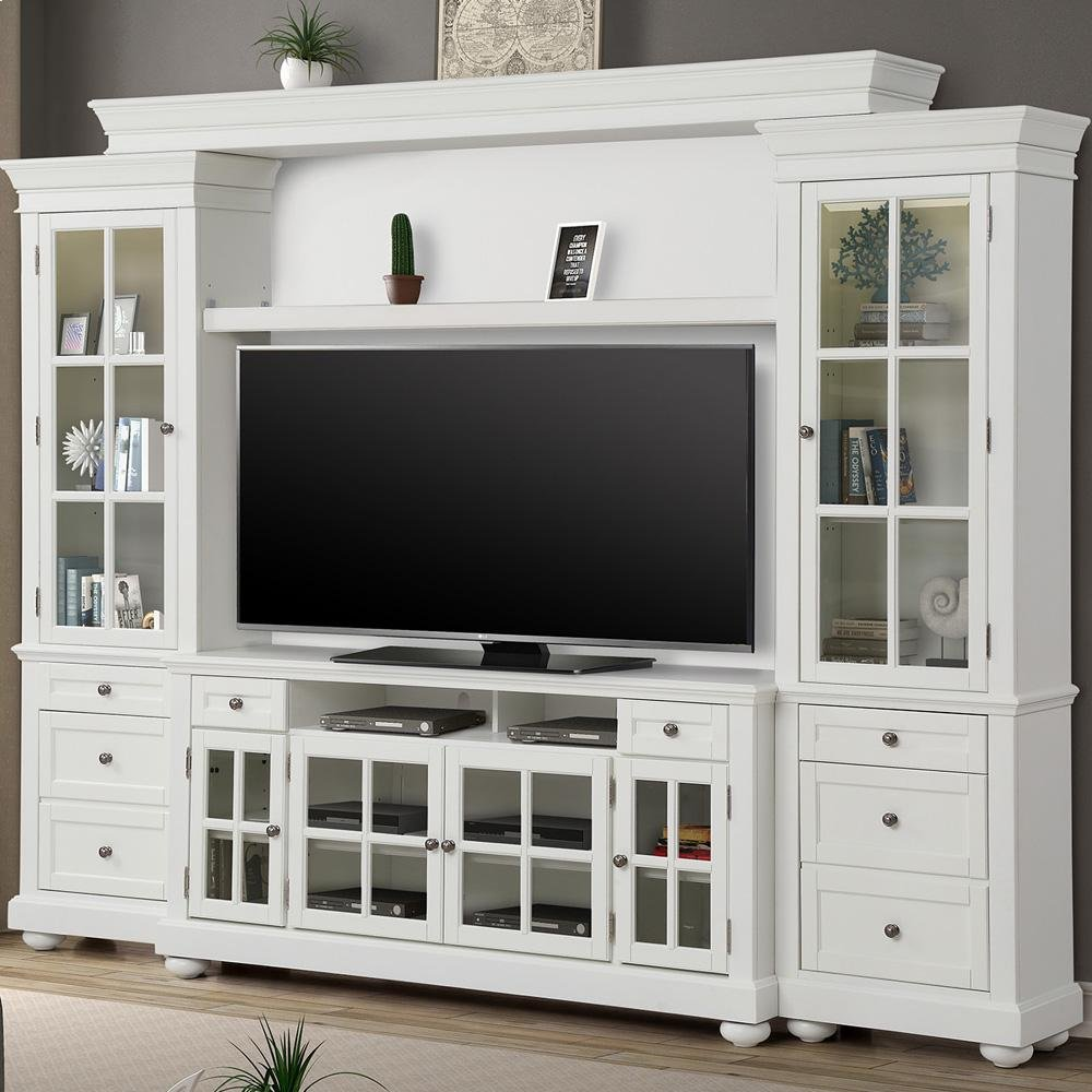 Cape Cod 4 piece 63 in. Entertainment Wall