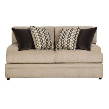 8560BR Stationary Loveseat