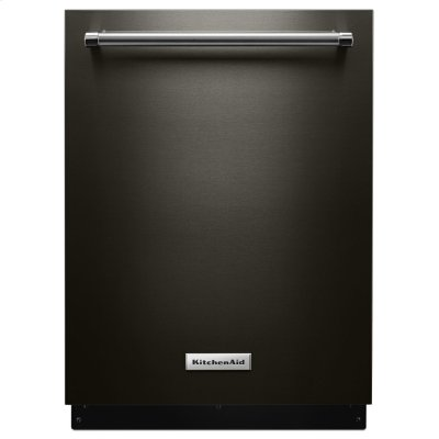 39 DBA Dishwasher with Fan-Enabled ProDry System and PrintShield Finish - Black Stainless Steel with PrintShield™ Finish Product Image