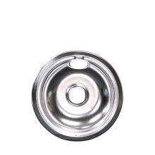 Smart Choice 8'' Chrome Drip Pan