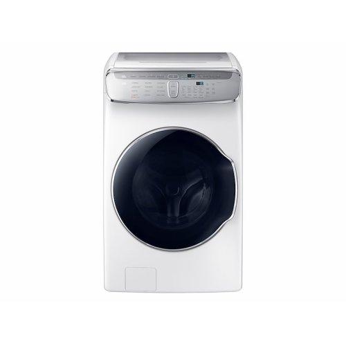 6.0 cu. ft. FlexWash Washer in White
