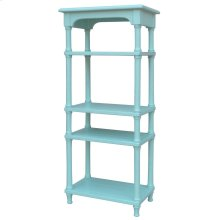 Island Display Shelf - Aqu