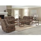 Reclining Loveseat W/console Product Image