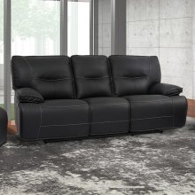 SPARTACUS - BLACK Power Sofa
