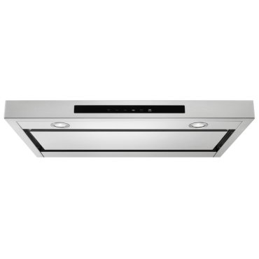 "36"" Low Profile Under-Cabinet Ventilation Hood - Stainless Steel"