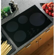 """GE Profile™ Series 30"""" Electric Induction Cooktop"""