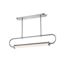 Bauhaus Revisited Rohr LED Pendant
