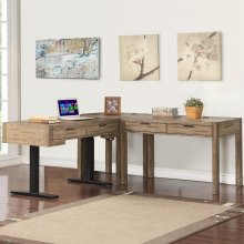 Brighton 4PC DESK (BRI#248-2, BRI#271 & BRI#348D)
