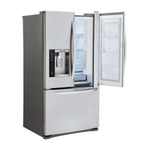 DISPLAY MODEL 24 cu. ft. Large Capacity 3-Door French Door Refrigerator w/ Door-in-Door®