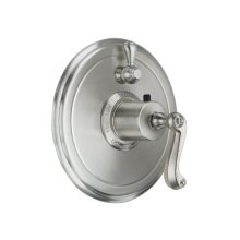 Camarillo StyleTherm ® Trim Only with Single Volume Control - Biscuit
